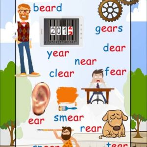 ear words