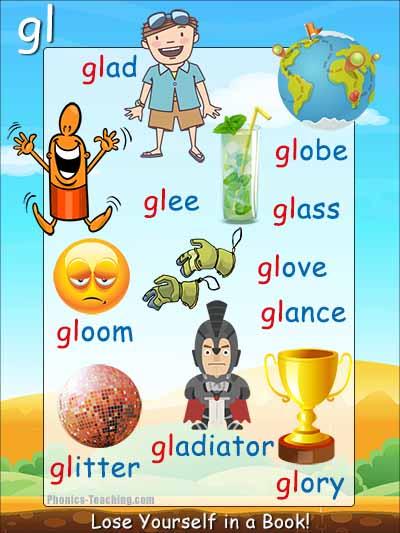 gl words