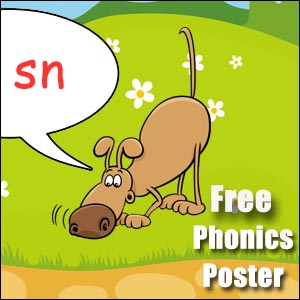 sn words poster