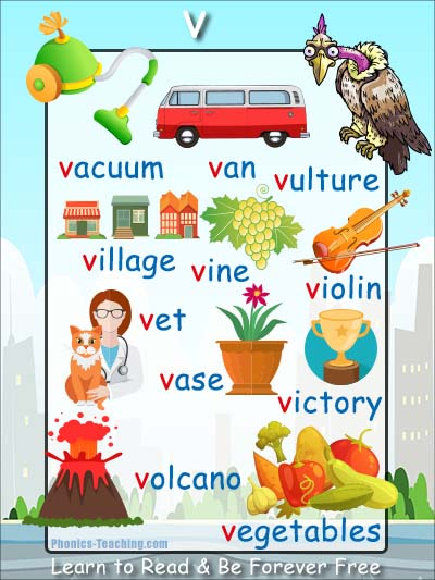 English Words That Begin With The Letter Y