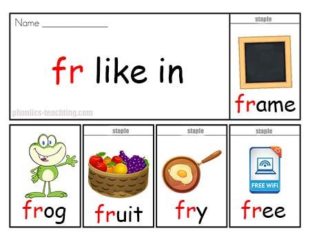 fr flip book