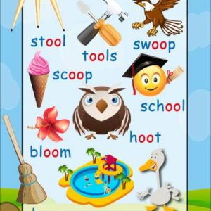 oo phonics word list