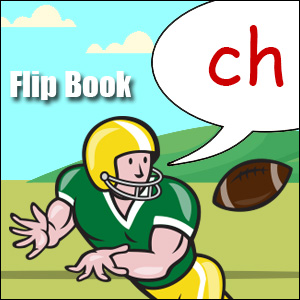 Phonics Flip Book Ch Words Guided Reading Phonics Flip