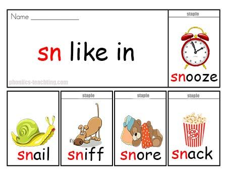 sn flip book