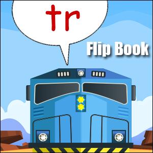 tr flip book