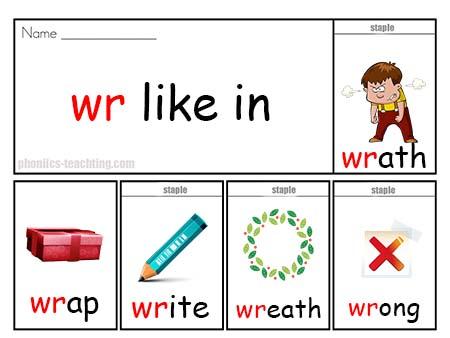 wr flip books