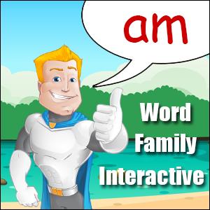 am words