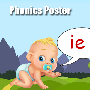 phonics ie poster