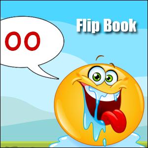 Flip Book oo sound Phonics poster