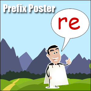 Prefix re2 poster