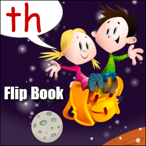Flip Book th-2 - Phonics poster