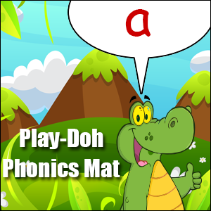 phonics worksheet letter a