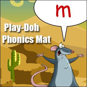 letter m phonics worksheet