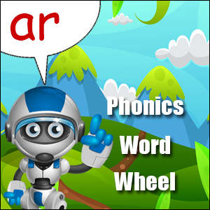 word wheel ar
