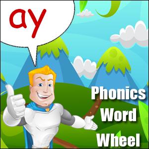 word wheel ay