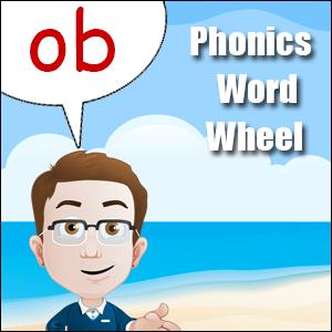 word wheel ob