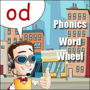 word wheel od