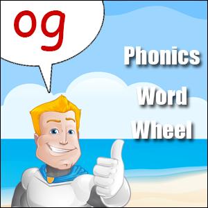 word wheel og