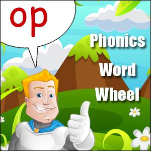 word wheel op