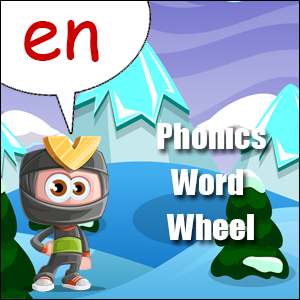 word wheel en