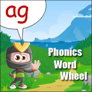 word wheel ag