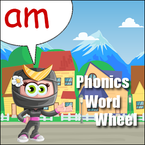 word wheel am
