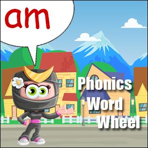 word wheel am