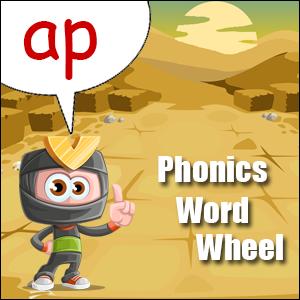 word wheel ap