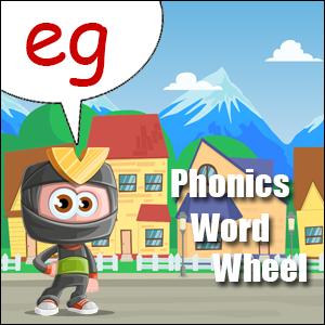 word wheel eg