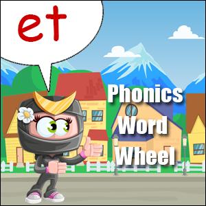 word wheel et