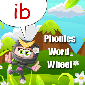 word wheel ib