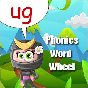 word wheel ug