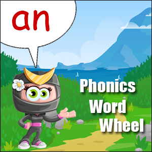 word wheel an