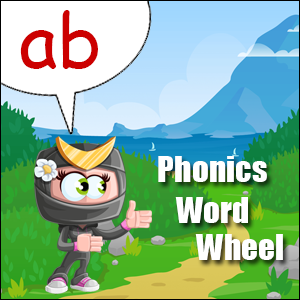 word wheel ab