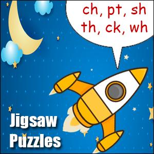 consonant digraph jigsaw puzzle