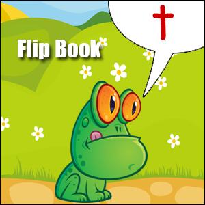 t words flip book