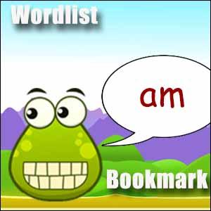 am wordlist