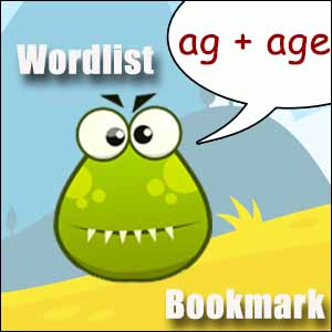 age words