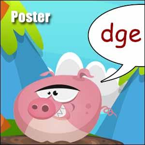dge words