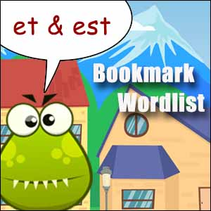 est words et words