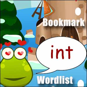 int words
