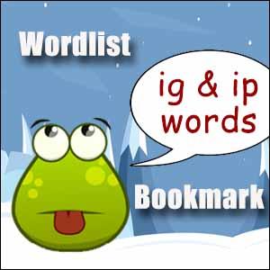 ig words ip words