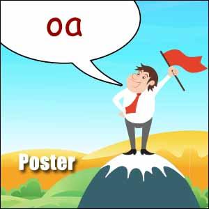 oa words