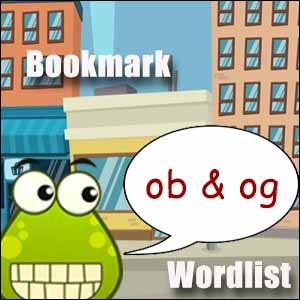 ob words og words