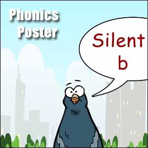 silent b words