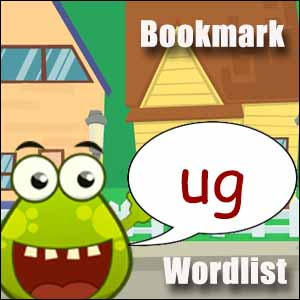 ug words