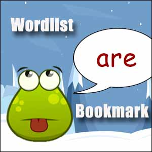 are word list