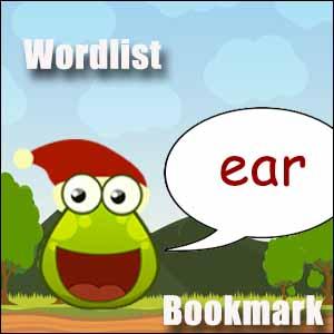 ear words
