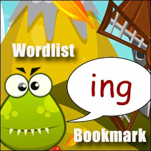 words with ing