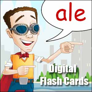 ale words phonics